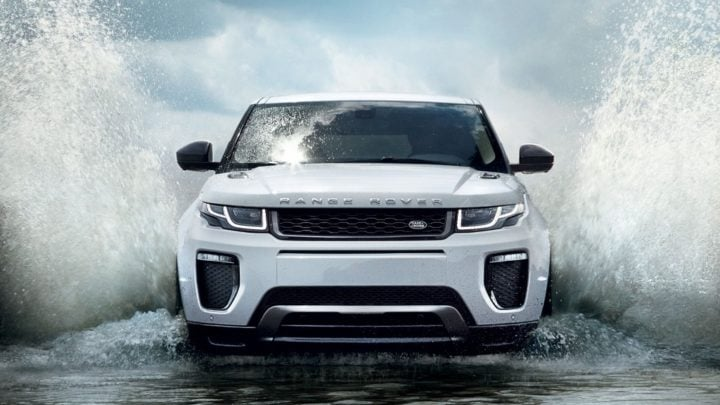 2017 range rover evoque india official images