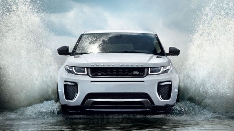 2017 Range Rover Evoque Petrol Launched in India at Rs. 53.20 lakh