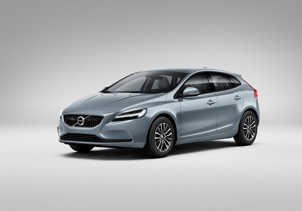 2017 Volvo V40 India Price Specifcations Feature Images