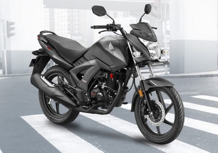 Best 150cc Bikes in India - Honda Unicorn 160
