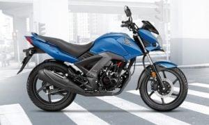 Honda-Unicorn-160-BSIV-Black-Side-Blue
