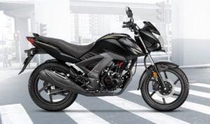 Honda-Unicorn-160-BSIV-Black-Side-Images