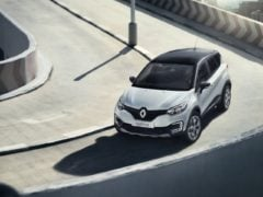 Renault Captur India Front Angle