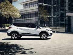Renault Captur India Side Profile