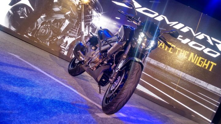 Upcoming Bajaj Bikes in India - Bajaj Dominar 200