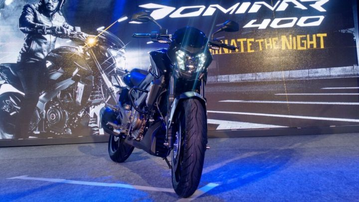 Bajaj Dominar 200 may look like the Dominar 400