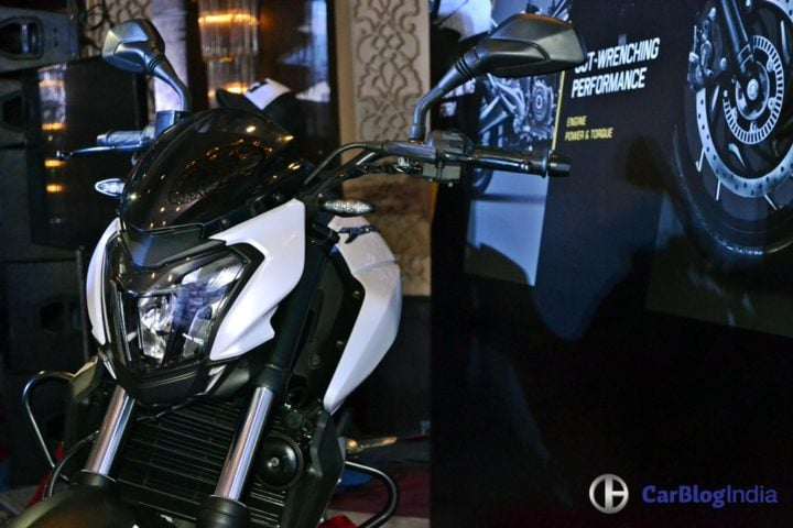 bike price drop after gst - bajaj dominar 400 top speed