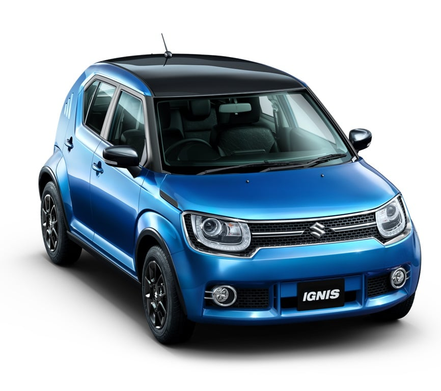 maruti-ignis-india-official-images-silver-front-angle-action-shot-1