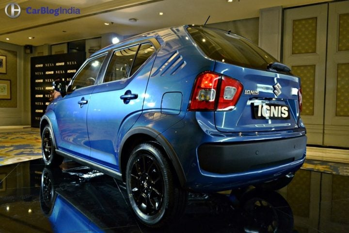 maruti ignis bookings images