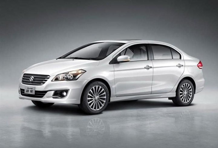 Upcoming Cars under 10 Lakhs - Maruti Suzuki Ciaz
