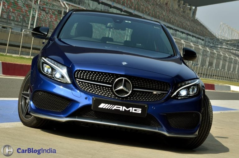 Mercedes AMG C43 Review – That AMG Feeling