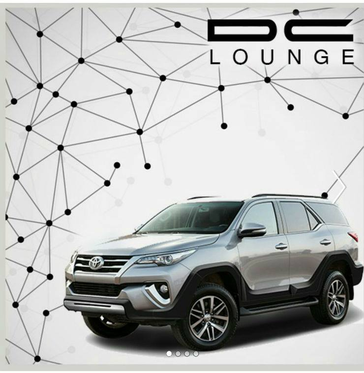 modified toyota fortuner by dc design exterior