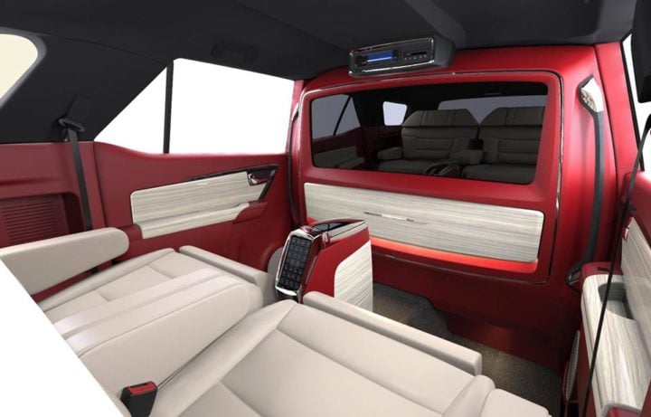 modified toyota fortuner by dc design exterior interiors
