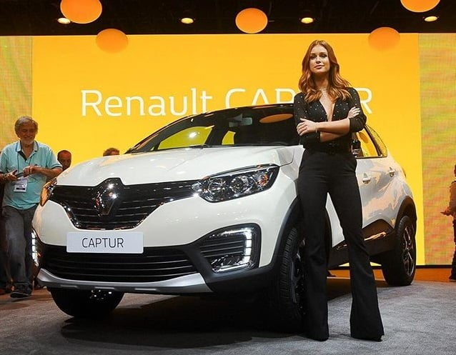 renault captur india launch
