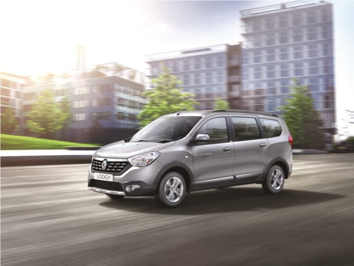 Renault Lodgy Stepway Price, Features, Specifications, Mileage, Variants renault-lodgy-stepway-edition-official-image