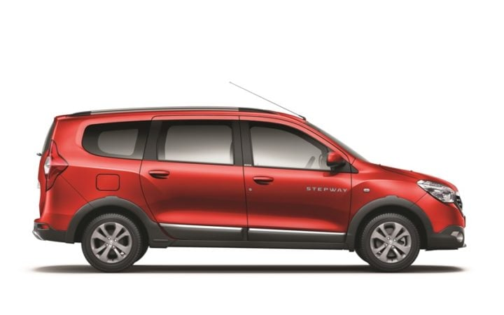 Renault Lodgy Stepway Price, Features, Specifications, Mileage, Variants renault-lodgy-stepway-edition-red-official-image