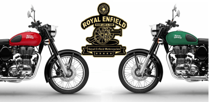 royal enfield redditch series images