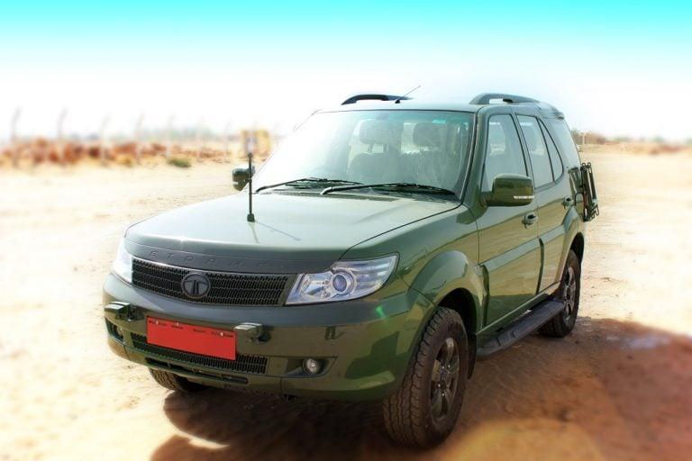Indian Army to Procure 3192 Units of Tata Safari Storme
