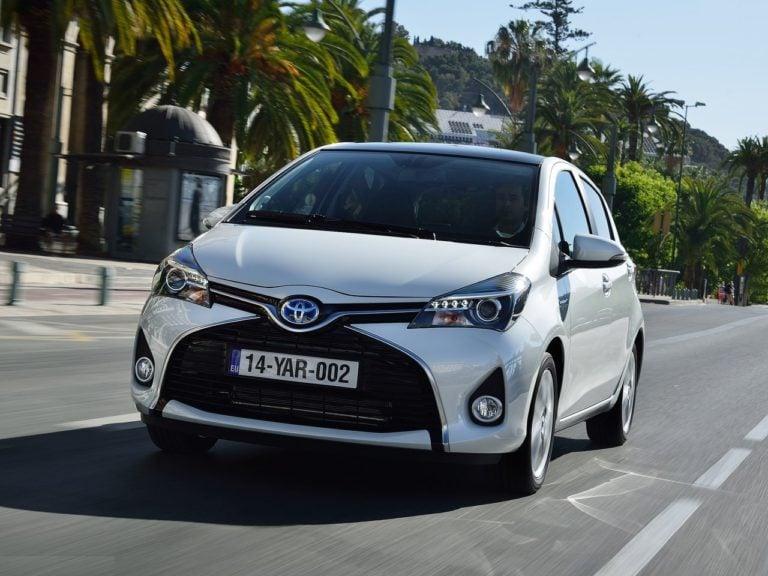 Toyota Yaris is India Bound!