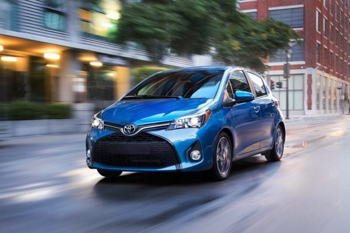 Upcoming Toyota Cars in India - New Toyota Yaris