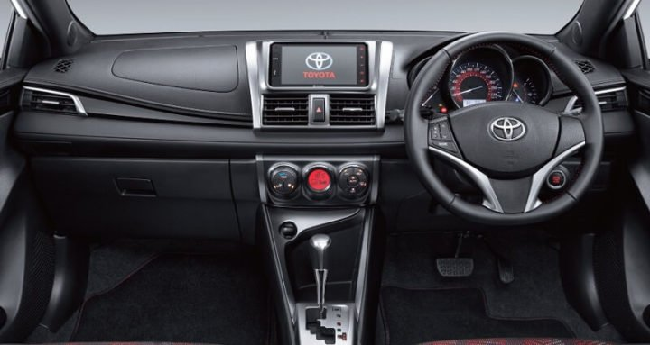 toyota yaris india images interior dashboard