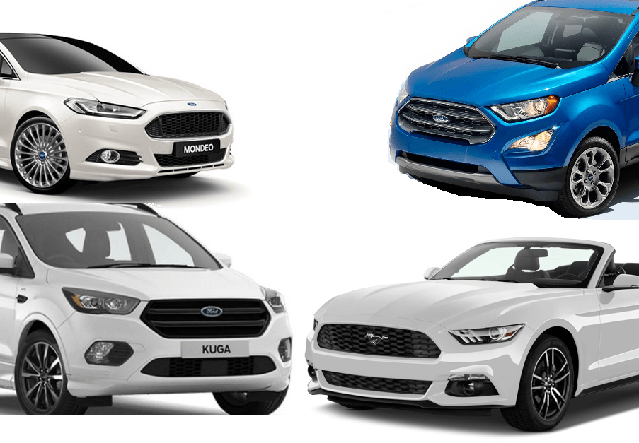 Upcoming Ford Cars In India 2017 Images