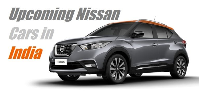 Upcoming Nissan Cars in India