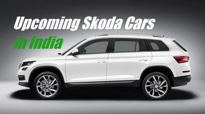 Upcoming Skoda Cars in India