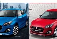 New 2017 Maruti Suzuki Swift accessories pack images