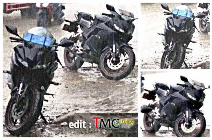 2017 Yamaha R15 V3 Images
