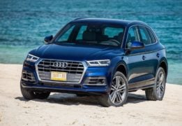 2017 audi q5 india official images front angle