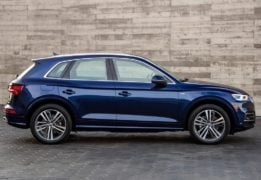 2017 audi q5 india official images side