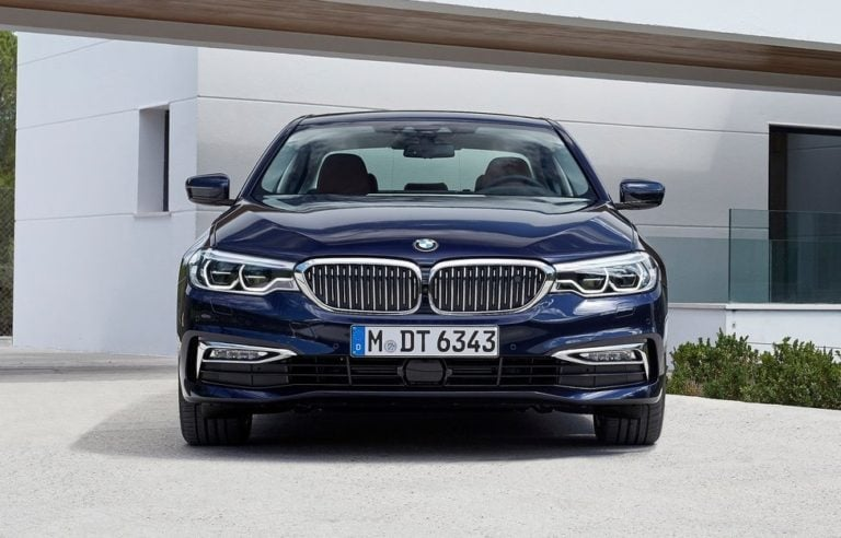 2017 BMW 5 Series Launched In India, Prices Start At Rs 49.90 Lakh