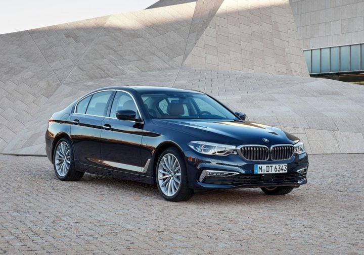2017 Bmw 5 Series India Price Specifications Features
