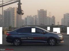 New 2017 Honda City Facelift