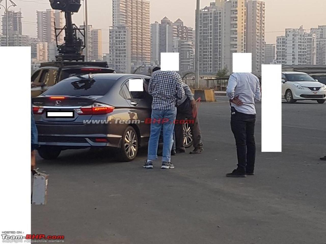 new 2017 honda city facelift   carblogindia