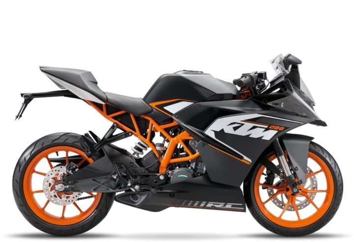 2017 Ktm Rc 200 India Price Rs 1 72 Lakh Mileage Top