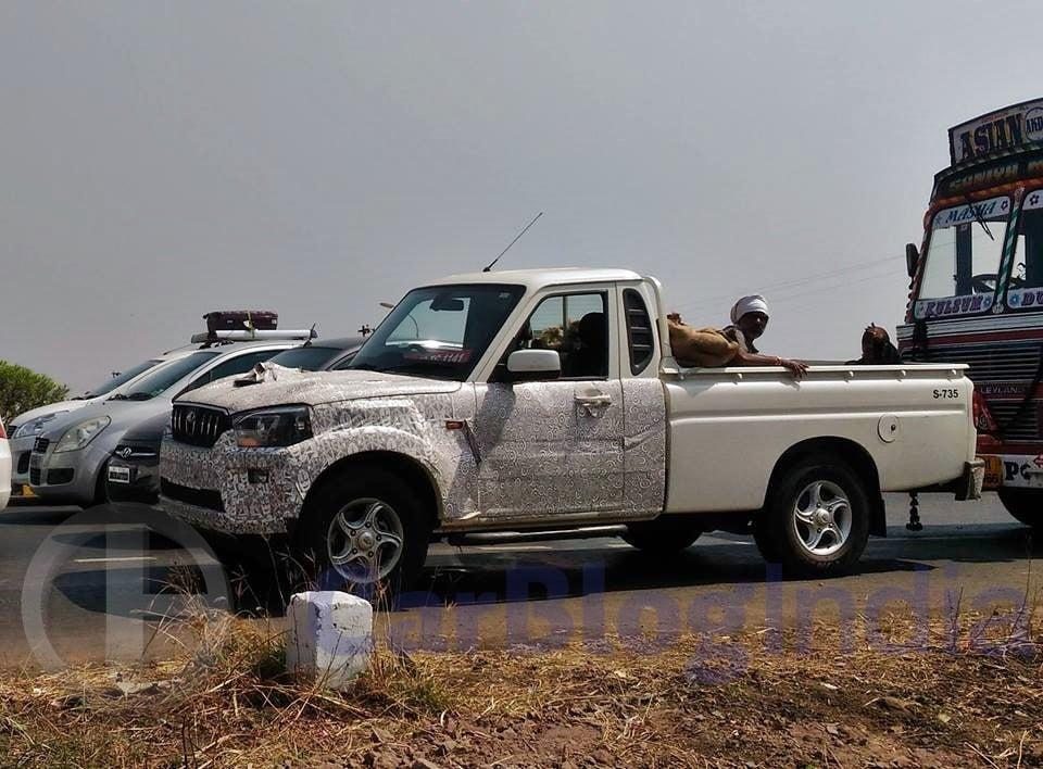 2017 Mahindra Scorpio Getaway Pickup Price Specs