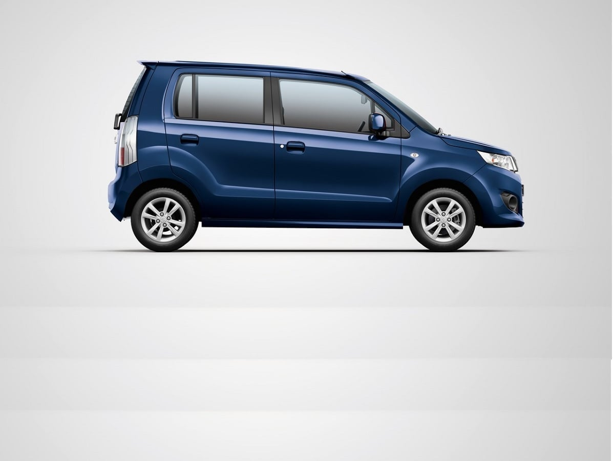 2017 maruti suzuki wagon r stinngray leaked images carblogindia. Black Bedroom Furniture Sets. Home Design Ideas