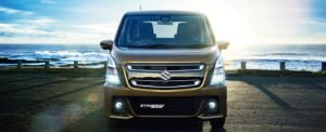 2017 suzuki wagon r stingray front