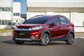 Honda WR-V images front quarter
