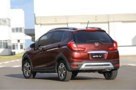 Honda WR-V images rear quarter
