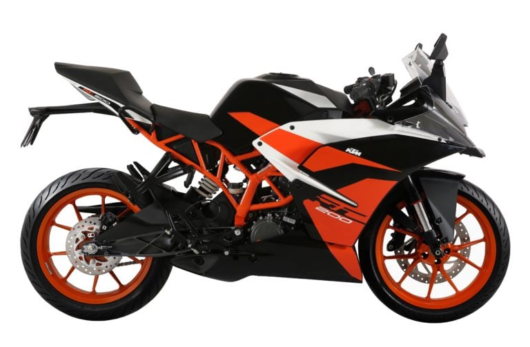 KTM RC 200 Price, Colours, Top Speed, Mileage And Specifications