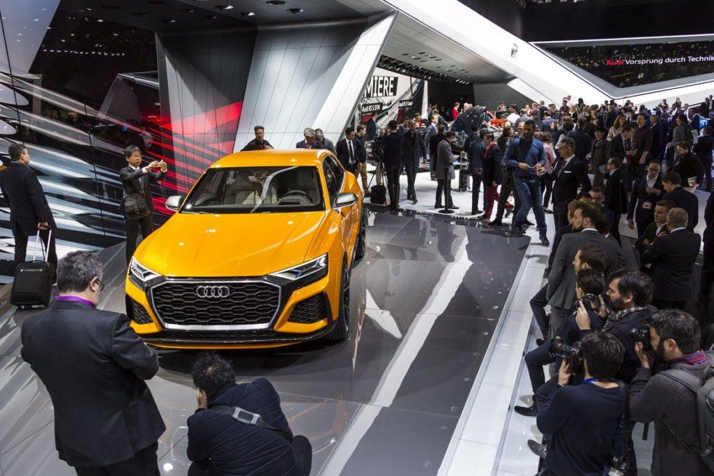 Audi q8 concept price in india 18