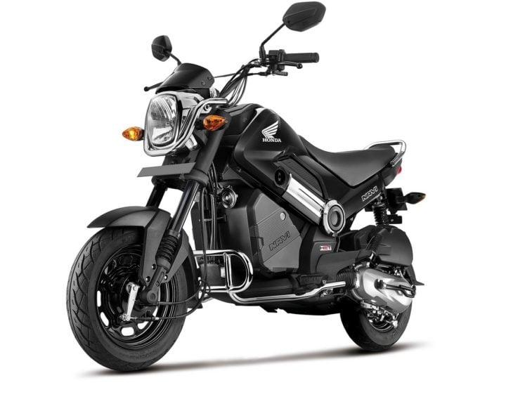 2018 Honda Navi Facelift