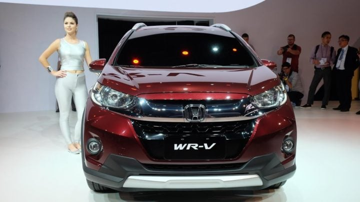 Upcoming 7 Seater Suv In India 2018 >> Honda WRV India Price 7.75 lakh, Specifications, Mileage, Review
