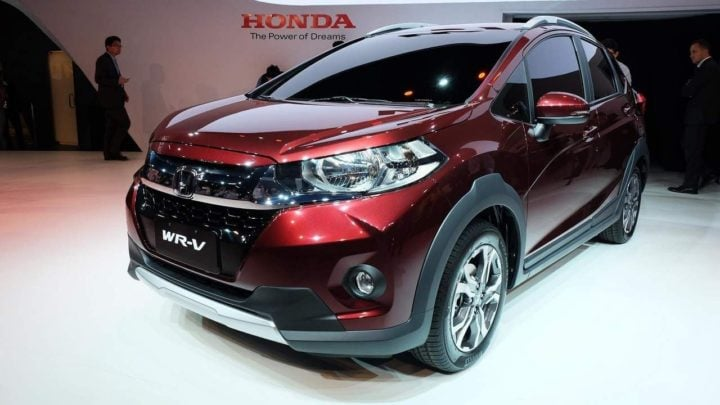 Honda WRV India Price 7.75 lakh, Specifications, Mileage, Review
