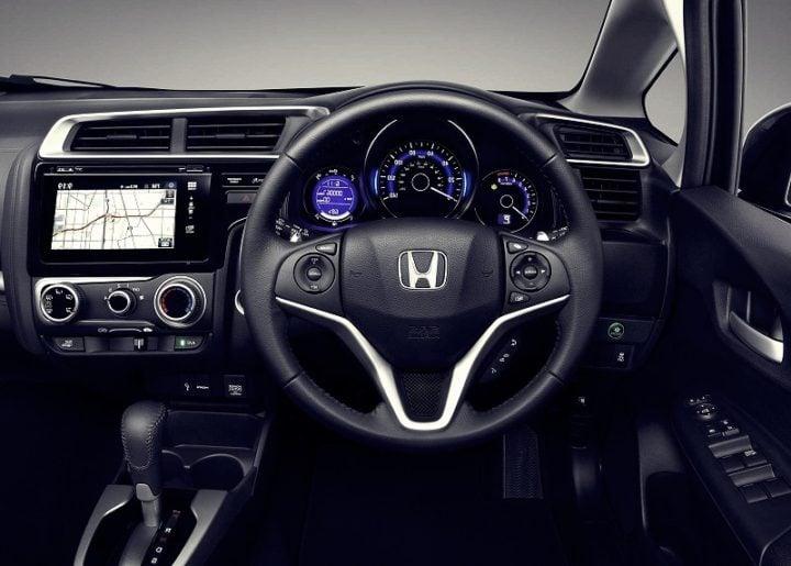 Honda Wrv India Images Interior Cockpit X