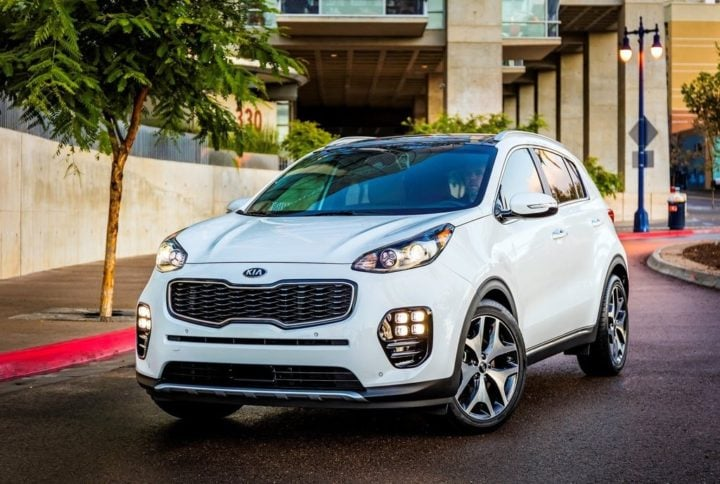 Upcoming Cars Under 20 Lakhs - Kia Sportage