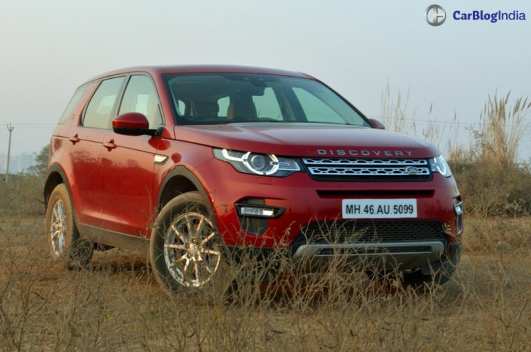 Land Rover Discovery Sport Review – Brawny Brit